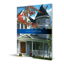 Chattanooga's Premier Alside Siding Style Guide Book