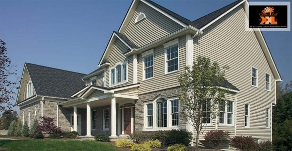 Chattanooga's Charter Oak Vinyl Siding Installation Contractors Window Works & Exteriors of Chattanooga