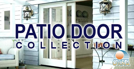 Okna Patio Doors by Window Works & Exteriors of Chattanooga