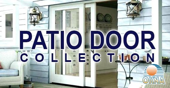 Okna Patio Doors by Window Works & Exteriors of Chattanooga