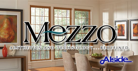 Alside Mezzo Windows by Window Works of Chattanooga