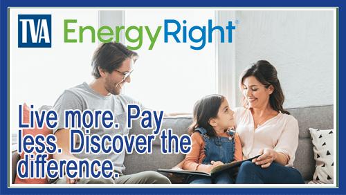 TVA EnergyRight Approved Window Installtion Vender