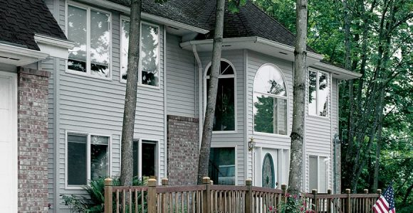 Odyssey Plus Premium Siding by Window Works of Chattanooga