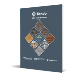 Tando Catalog - Window Works of Chattanooga